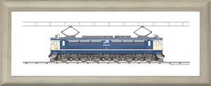 EF65 1030  1200x300mm