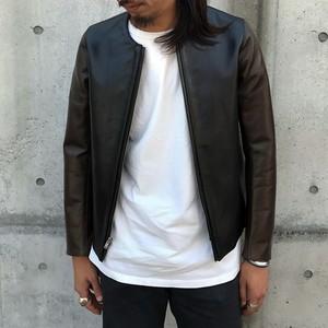 FINE CREEK LEATHERS & Co. Bud/バド Brown/Black [ACJK001]