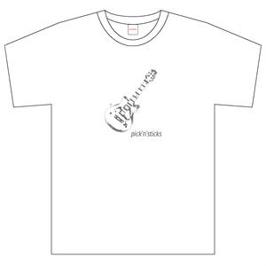Tシャツ_guitar