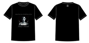 『Make The New World Tour 2018』Tシャツ:黒