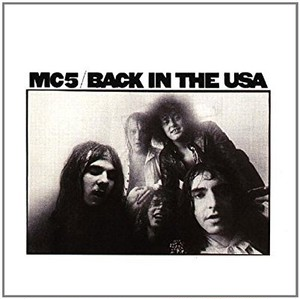 MC5/BACK IN THE USA