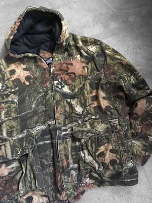 real tree camo hoodie
