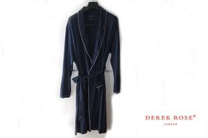 デレクローズ|DEREK ROSE|パイピングトリム モダールナイトガウン