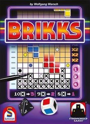 Brikks(ルール和訳付)