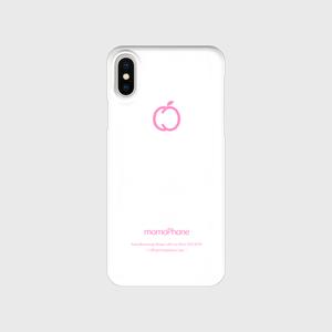 iPhoneX 白ケース