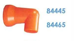"""84445 汎用クーラントホース1/2"""" 1/2"""" 90°ノズル"""