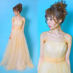 カラードレスリゾートドレス