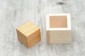 立方体と箱
