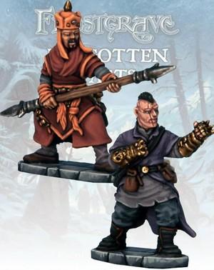 修行僧&魔闘士(Monk & Mystic Warrior)