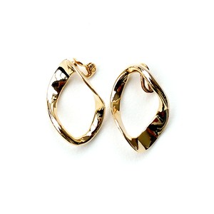 VAL/Earrings  Gold