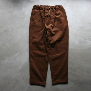 MANUAL ALPHABET / CORDUROY THAI PANTS