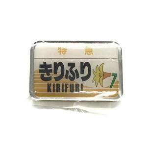 【東武ランドシステム株式会社】ヘッドマークピンズ「きりふり」