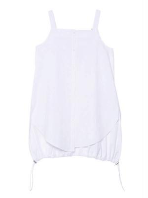 【UN3D.】レイヤードシャツキャミソール 5221504020