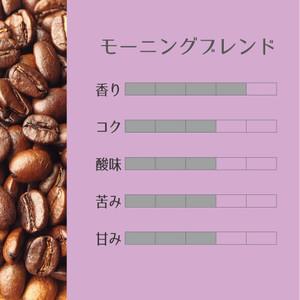 モーニングブレンド/200g コーヒー豆
