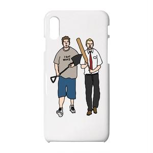 Ed & Shaun iPhoneケース