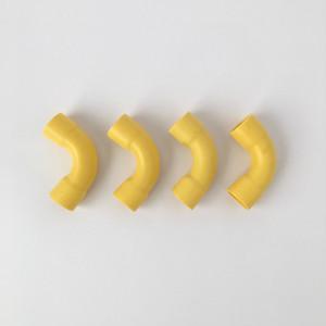 配線用の黄色いパイプ|Yellow Pipe for Wiring