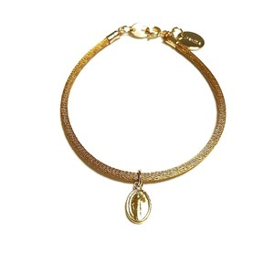 SaintcharmCordbracele GOLD -Holidaycollection-