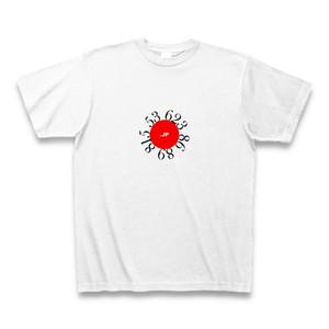 「623 8689815 53に繋げ我ら今生く」日本人の魂TシャツB