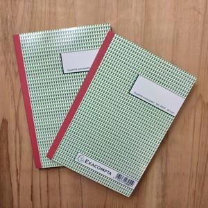 フランスの複写ノート