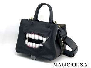 vampire shoulder & handbag