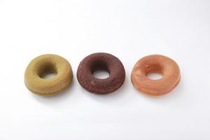 [グルテンフリー&アレルギー対応] 米粉焼きドーナツ6個セット