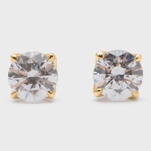 BIJOUPIKO Diamond Pierce  K18YG (ビジュピコ 4点留めダイヤモンドピアス 0.4ct K18イエローゴールド)