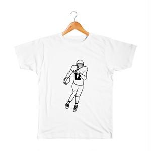 アメフト #8 キッズTシャツ