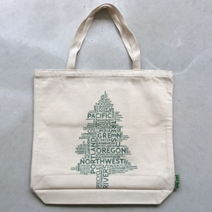 Word Tree Tote【little bay root】