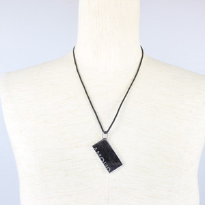 .HERMES AMOUR PLATE NECKLACE/エルメスアモーレプレートネックレス 2000000047317