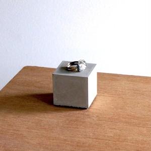 セメント4cmキューブ / ディスプレイ、ペーパーウェイト用