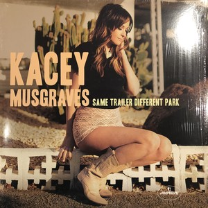 Kacey Musgraves / Same Trailer Different Park[中古LP]