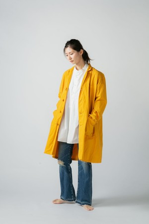 【No. BS608】 Unisex Duster Coat