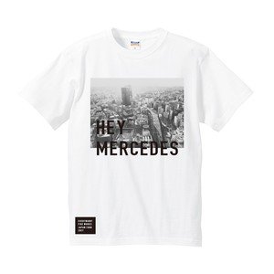Hey Mercedes Japan Tour Tee (L-size) w/ Patch