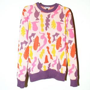 『Raquel Hladky』ecologic cotton pullover