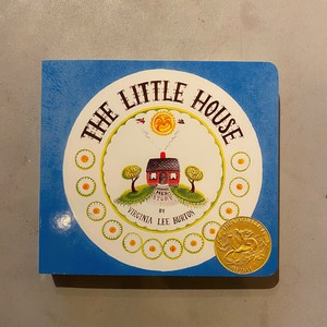 【新刊】THE LITTLE HOUSE | Virginia Lee Burton