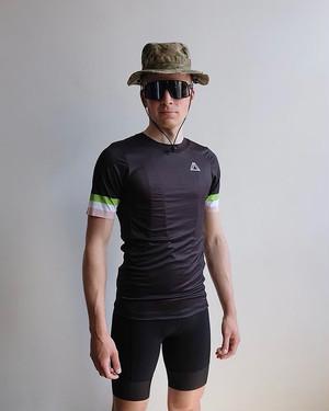 Technical T.Shirt (Black)