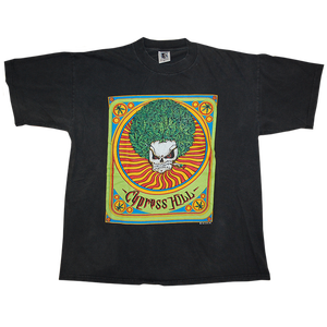 """Cypress Hill / Step Into A Whole New Realm"" Vintage Tee Used"
