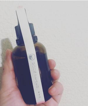 ムーンピーチ サーキュレイト oil ( 60ml )