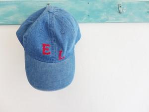 remake cap  <E.L> R.indigo