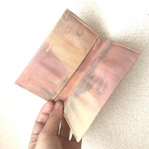 【モネの夕空】西陣帯のカードケース