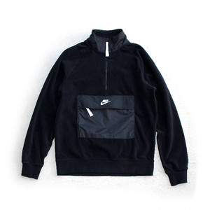 Import / Nike 1/2 Zip Pullover Fleece