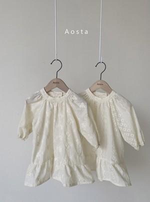 【即納】Rachel Dress / Aosta