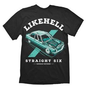 Straight Six T-shirt