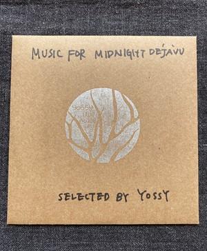 "MIX CD     ""MUSIC FOR MIDNIGHT DEJAVU"""