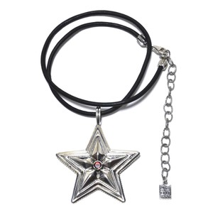 Cody Sanderson Star Pendant Necklace Deadstock