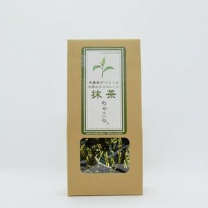 お茶のチョコレート 抹茶ちゃこら 小 | 上香園