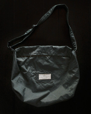 80s Italy ARMY messenger bag