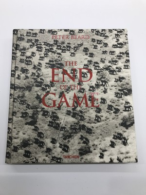 "[USED BOOK/写真集] PETER BEARD ""THE END OF THE GAME"""