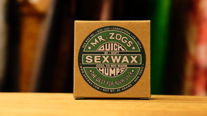 SEX  WAX  3X COOL TO  MID WARM
