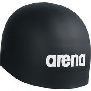 arena AQUAFORCE シリコンキャップ ブラック FAR-0900 FAR-0900J